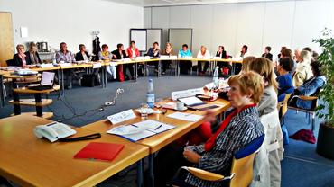 """Mitgliederversammlung des """"Kompetenzzentrums Technik, Diversity, Chancengleichheit e.V."""""""
