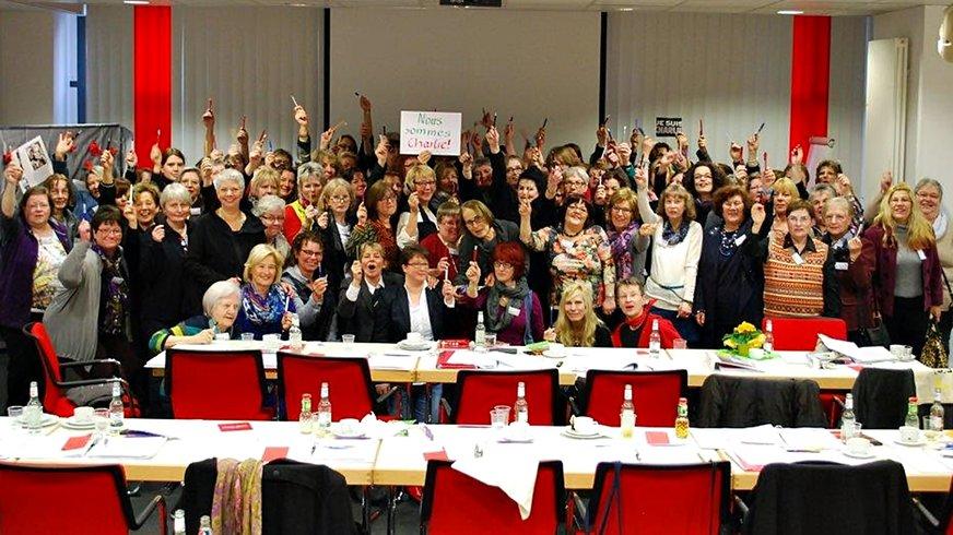 Landesfrauenkonferenz NRW 2015