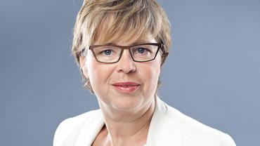 Stefanie Nutzenberger, Bundesvorstandsmitglied der ver.di