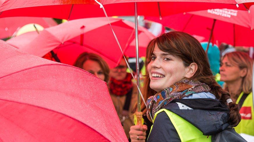 Umfairteilen Großkundgebung am 14.09.2013 in Bochum