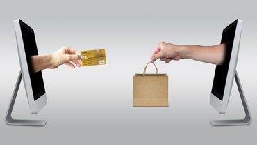 E-Commerce Onlinehandel Versandhandel