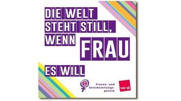 Textilaufkleber Material Frauen Frauentag Werbeartikel 1600 x 900